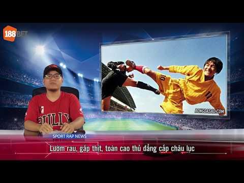 SRN - Rap Bóng Đá 05: V-league Tiếp Tục Là Tâm Điểm Với Đủ Chuyện Lùm Xùm
