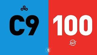 Video C9 vs. 100 - NA LCS Week 2 Match Highlights (Summer 2018) MP3, 3GP, MP4, WEBM, AVI, FLV Juni 2018