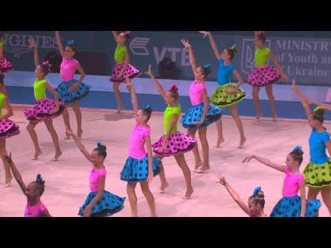 Gala - 2013 Rhythmic Gymnastics World Championships - We are Gymnastics! (видео)
