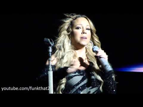Mariah Carey live in Australia - Can't Let Go