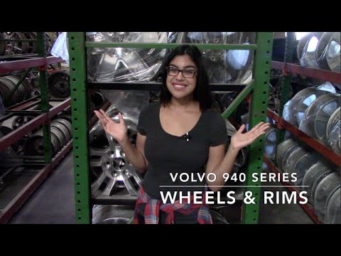 Factory Original Volvo 940 Series Wheels & Volvo 940 Series Rims – OriginalWheels.com
