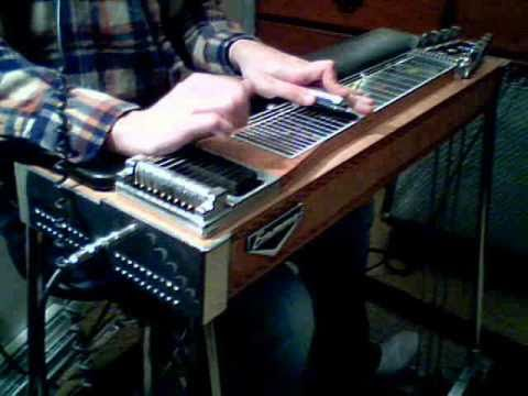 A-11 on Pedal Steel Guitar (Buck Owens version)