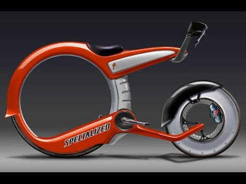 Những xe đạp kì quặc nhất