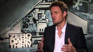 'Zero Dark Thirty' Jason Clarke Interview