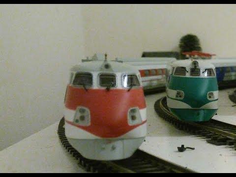 Rivarossi ETR401 and 450 Pendolinos