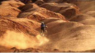 Where The Trail Ends - Freeride Mountain Biking - Gobi Desert