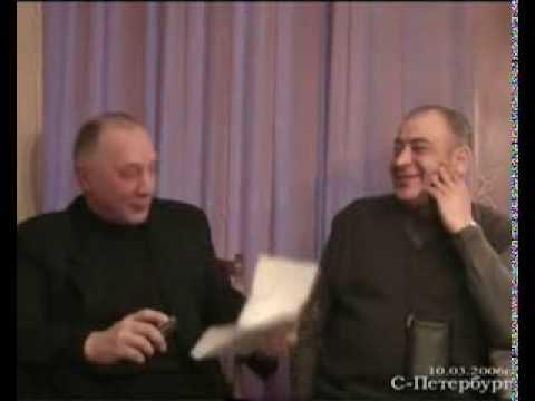 Интервью С. Арутюнян (гр. Беломорканал) Музею шансона 10.03.2006 г. часть 2