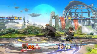 Good Old Smash 4 mechanics