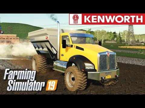 Kenworth T880 Spreader v1.0