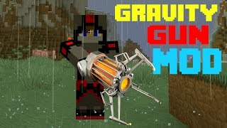 Video Minecraft Gravity Gun Mod (Half Life Silahi Modu)Tanıtım Ve Kurulumu MP3, 3GP, MP4, WEBM, AVI, FLV Juli 2018