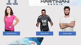 #vaporetti2018 Equipaggio N°11 Martiniani Sergio