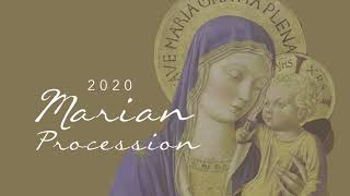 Archbishop Christopher Prowse begins the 2020 Online Rosary