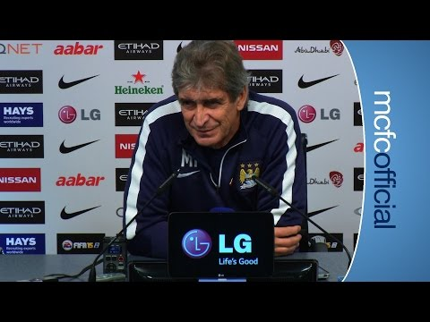 Video: PELLEGRINI PREVIEWS UNITED | City v United presser part 2