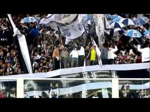 Video - LA FIEL entrando . Talleres vs Racing (CBA) . 2012 - La Fiel - Talleres - Argentina