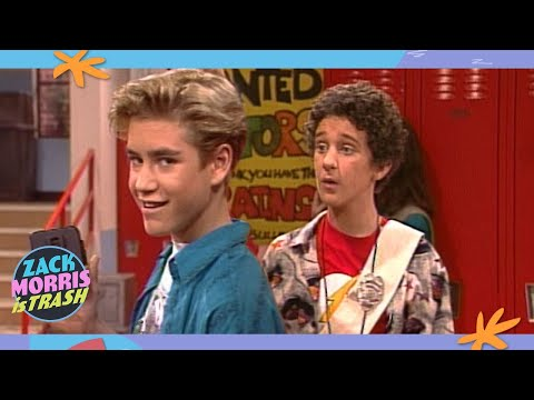 The Time Zack Morris Gave Screech An Unpaid Law Enforcement Job For The Birthday He Forgot