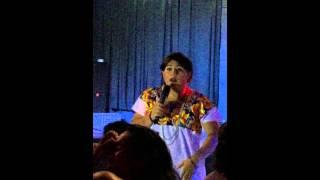 Tila Maria Sesto en Club Bahia de Los Angeles PARTE 1