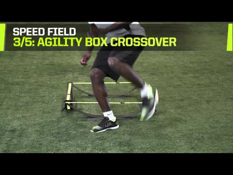 The Program Hockey Training: Forwards Speed Field Drills