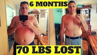 Video 70 Lbs Lost in 6 Months - Alternate Day Fasting (Before & After Pics) MP3, 3GP, MP4, WEBM, AVI, FLV Agustus 2019
