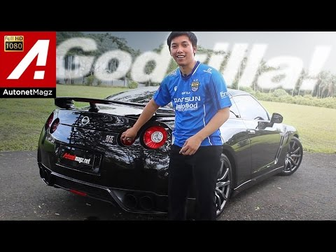 Review Nissan GT-R Indonesia