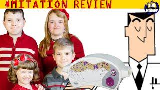 PROFESSOR UTONIUM & KIDS3.0's EASY BAKE OVEN (Imitation Review) SUBSCRIBE http://bit.ly/1n02KM4 More IMITATIONS http://bit.ly/1l3FZaT More REVIEWS http://bit...