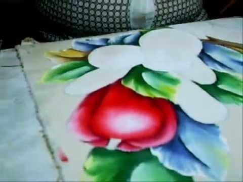 Pintando pimientos rojos.wmv