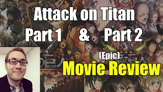 Nonton Attack On Titan Part 1   Part 2 Epic Movie Review   Affd 2016 Film Subtitle Indonesia Streaming Movie Download
