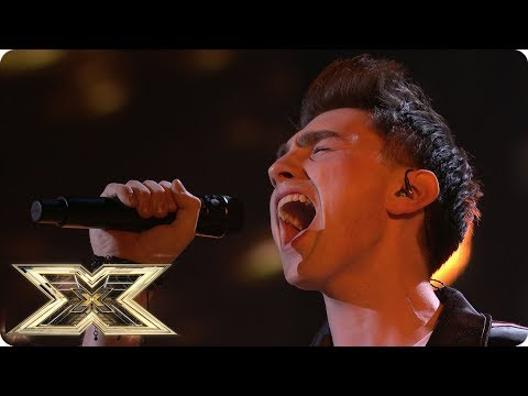 Brendan Murray sings Everybody Hurts | Live Shows Week 4 | The X Factor UK 2018