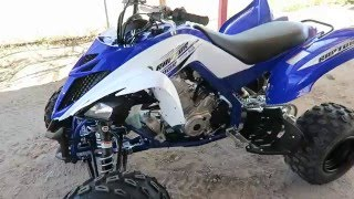 4. 2016 Yamaha Raptor 700R Quick review