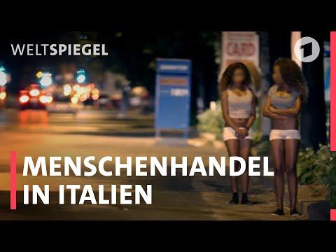 Menschenhandel in Italien | Weltspiegel