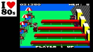 Tapper (Amstrad CPC Emulated) by Giorvam