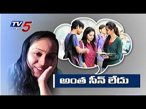 American Telugu Girl Video On Life Of Indian Students In America | US Telugu Girl