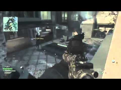 ULTlMATEGAMING - Mw3 modern warfare 3 call of duty throwing knife best class gameplay new trailer fastest way to rank up by hacking pro perks kill streaks online gamestarther...