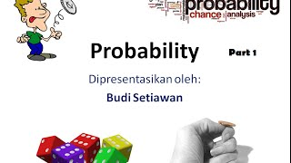 Video Basic Probability (Dasar Probabilitas/Peluang) Part 1 MP3, 3GP, MP4, WEBM, AVI, FLV November 2017
