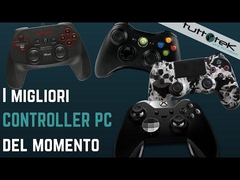 I migliori Pad/Controller per PC del momento