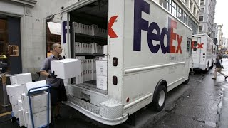 Here's why FedEx missed on its Q3 earnings