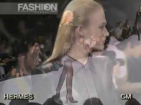 """Hermes"" Autumn Winter 1995 1996 Paris 1 of 3 pret a porter woman by FashionChannel"