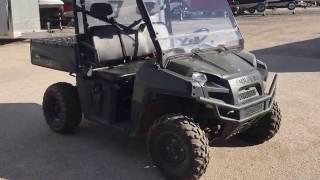 8. 2014 Polaris Ranger 800