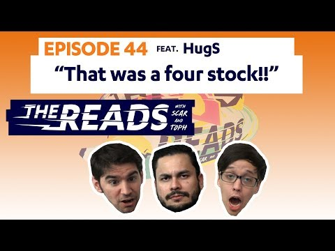 Dunk's World || The Reads Episode 44 ft. HugS