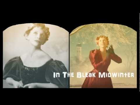 Tekst piosenki Annie Lennox - In The Bleak Midwinter po polsku