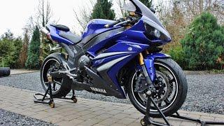 10. Yamaha YZF R1 2010 Blue - Iversen HD