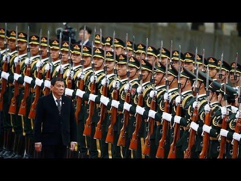 Ντουτέρτε: Στροφή των Φιλιππίνων προς Κίνα και Ρωσία – Αποκοπή από τις ΗΠΑ