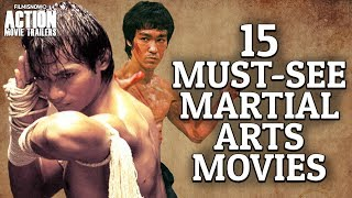 Video 15 Martial Arts Movies You Must Watch In Your Lifetime MP3, 3GP, MP4, WEBM, AVI, FLV Mei 2019