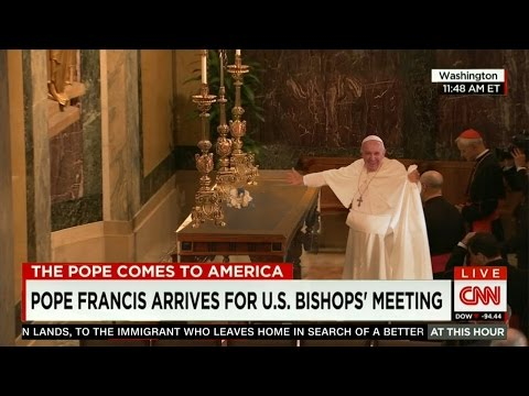 The Pope s Tablecloth Trick
