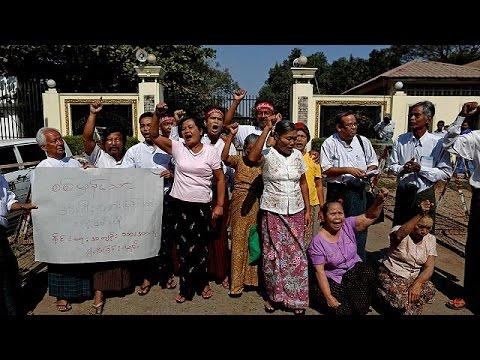 Μιανμάρ: Στην απελευθέρωση πολιτικών κρατουμένων προχώρησε η κυβέρνηση