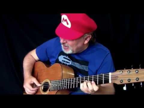 Suрer Мario Вrоs ( Revised ) – Igor Presnyakov – acoustic guitar