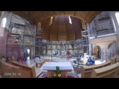 2016.05.10 Szent Angyalok-templom mozaik