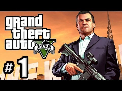 Smoove7182954 - Grand Theft Auto 5 Gameplay Walkthrough Part 1 Grand Theft Auto V Gameplay Walkthrough Part 1 15K likes is my goal for this 1st episode! This is game of the ...