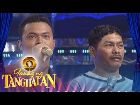 Tawag ng Tanghalan: Alfred Relatado sees his father and uncle