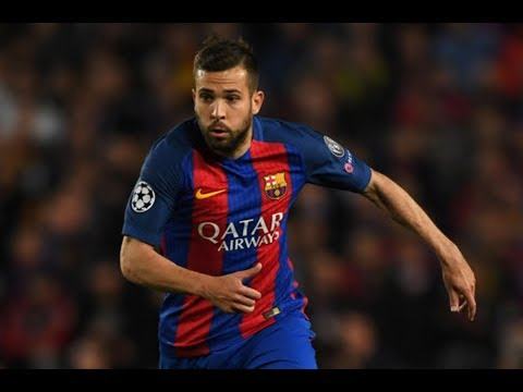 Jordi Alba • Incredible Speed & Stamina • Full Field Sprints