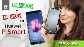 Huawei P Smart en español: Lo mejor y lo peor (Opiniones y análisis)